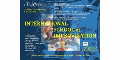 International School of Improvisation - 2019
